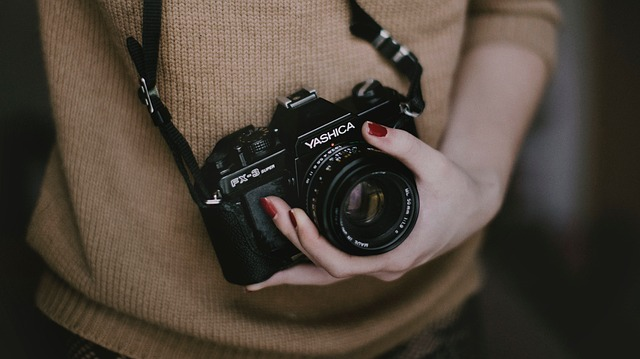 foťák na krku