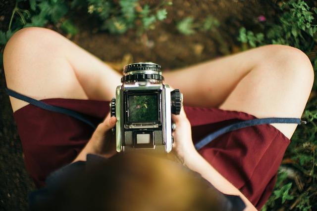 analogová kamera