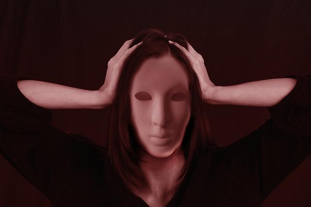 Šikanovaná žena